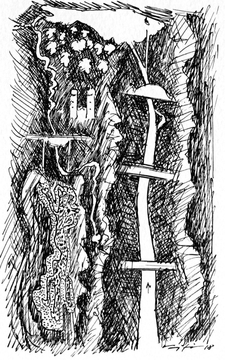 Urs Kupferschmied Kunstschaffen