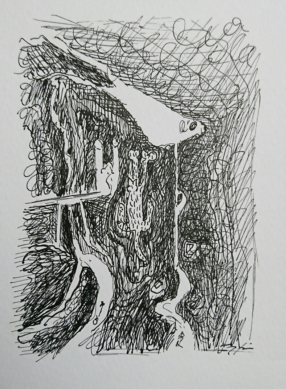 Kupferschmied Drawning